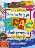 Nicholson Sue - Wielka księga prac plastycznych