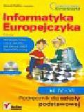 Kiałka Danuta - Informatyka Europejczyka 4-6 Podręcznik + CD Edycja Windows Vista, Linux Ubuntu, MS Office 2007, OpenOffice.org. Szkoła podstawowa