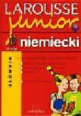 Słownik Junior niemiecki 8-11 lat + CD
