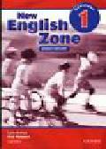 Nolasco Rob, Arthur Lois - New English Zone 1 Workbook. Szkoła podstawowa