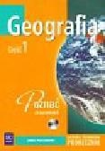Makowska Dorota, Błaszkiewicz Joanna - Geografia Poznać zrozumieć Podręcznik część 1 + CD
