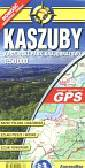 Kaszuby mapa turystyczna 1:50 000