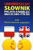 Gawron Patryk - Uniwersalny słownik polsko angielski angielsko polski. oraz słownik idiomów angielskich