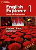 English Explorer 1 Student`s Book with CD. Gimnazjum