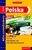 Polska Atlas samochodowy + Mapa Samochodowa dla kierowców zawodowych