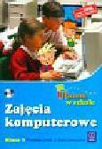 Kręcisz Danuta, Lewandowska Beata, Walczak-Sarao Małgorzata - Razem w szkole 1 Podręcznik z płytą CD Zajęcia komputerowe