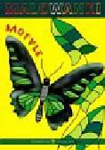 Malowanki Motyle