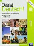 Kamińska Jolanta - Das ist Deutsch! 1 Podręcznik z 2 płytami CD Język niemiecki. Gimnazjum