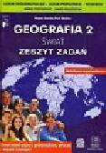 Staniów Hanna, Staniów Piotr - Geografia 2 Świat Zeszyt zadań