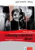 Gorgio Motta - Lebensgeschichten direkt + mp3. Język niemiecki - lektury
