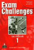 Maris Amanda, Mower David - Exam Challenges 1 Workbook