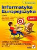 Kiałka Danuta, Kiałka Katarzyna - Informatyka Europejczyka Zeszyt ćwiczeń Część 2. Szkoła podstawowa