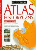 Atlas historyczny ilustrowany 4-6. Szkoła podstawowa