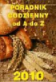 Kalendarz 2010 Poradnik codzienny od A do Z