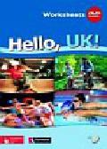 Hello UK Worksheets + DVD