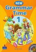 Jervis Sandy - New Grammar Time 1 with CD