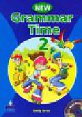Jervis Sandy - New Grammar Time 2 with CD