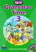 Jervis Sandy, Carling Maria - New Grammar Time 3 with CD