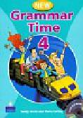 Jervis Sandy, Carling Maria - New Grammar Time 4 with CD