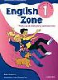 Nolasco Rob - English Zone 1 Student`s Book. Szkoła podstawowa