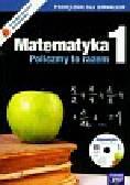 Janowicz Jerzy - Policzmy to razem 1 Matematyka podręcznik z płytą CD