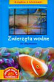 Zwierzęta wodne Książka z klockami