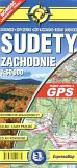 Sudety Zachodnie 1:60 000 Mapa turystyczna laminowana
