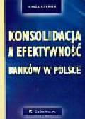 Stępień Kinga - Konsolidacja a efektywność banków w Polsce
