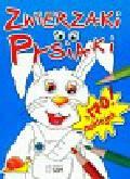 Zwierzaki Pysiaki + 170 naklejek