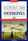 Borowska Maria, Jatczak Anna - Vademecum Matura 2010 Matematyka  z płytą CD. Szkoły ponadgimnazjalne zakres rozszerzony