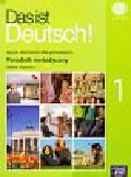 Rapacka Sylwia - Das ist Deutsch! 1 Poradnik metodyczny z płytą CD. Gimnazjum