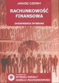 Czerny Janusz - Rachunkowość finansowa. Zagadnienia wybrane (egzemplarz przeceniony)