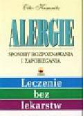 Kemnitz Otto - Alergie.Sposoby rozpoznawania i zapobiegania