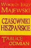 Majewski Wojciech Jerzy - Czasowniki hiszpańskie Tablice odmian