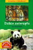 Książka z klockami Dzikie zwierzęta do układania