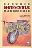 Dmowski Rafał, Winiarski Jacek - Ciężkie motocykle radzieckie