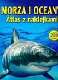Clarke Phillip - Morza i oceany Atlas z naklejkami