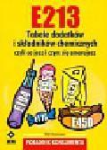Stathan Bill - Tabele dodatków i składników chemicznych czyli co jesz i czym się smarujesz