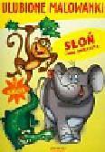 Ulubione malowanki Słoń i inne zwierzęta