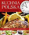 Kuchnia Polska z zegarkiem w ręku