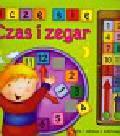 Baxter Nicola - Uczę się Czas i zegar. Nauka i zabawa z kolorowymi magnesami