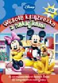 Disney - Klub Przyjaciół Myszki Miki Wielka książeczka z naklejkami