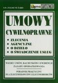 Zygmunt Żaro - Umowy cywilnoprawne: zlecenia, agencyjne, o dzieło, o świadczenie usług