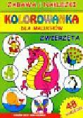 Guzowska Beata - Kolorowanka Zwierzęta dla maluchów