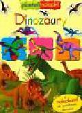 Martin Manuela, Grez Marcela - Dinozaury Plastelinalepki. Z nalepkami do uzupełniania obrazków