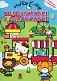 Hello Kitty Kolorowanki i zgadywanki 3