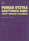Kałużny Radosław - Pomiar ryzyka kredytowego banku