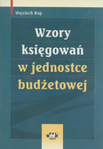 Rup Wojciech - Wzory księgowań w jednostce budżetowej