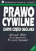 Wolter Aleksander, Ignatowicz Jerzy, Stefaniuk Krzysztof - Prawo cywilne Zarys części ogólnej