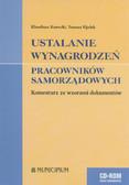Kawecki Klaudiusz, Fijołek Tomasz - Ustalanie wynagrodzeń pracowników samorządowych. Komentarz ze wzorami dokumentów + CD